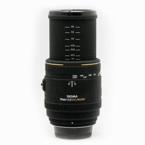 Lente Sigma 70mm
