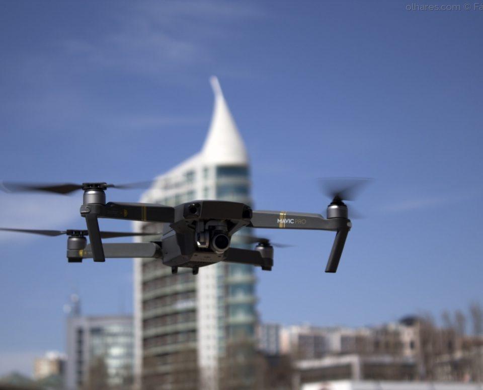 Imagens Drone
