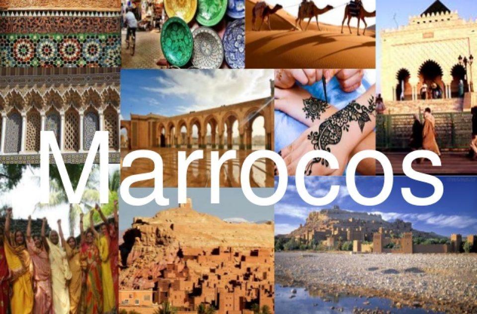 Marrocos – Porta do Deserto